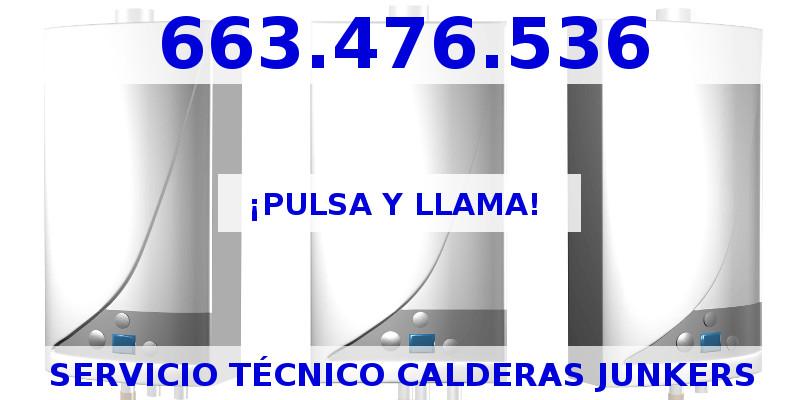 Servicio tecnico Valencia calderas junkers