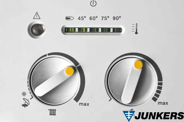 calentadores gas junkers