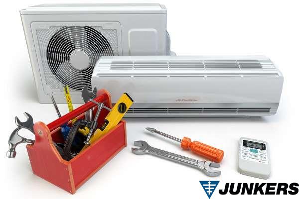 mantenimiento aires acondicionados junkers