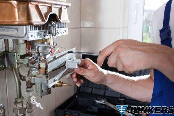 calentadores de gas reparacion junkers